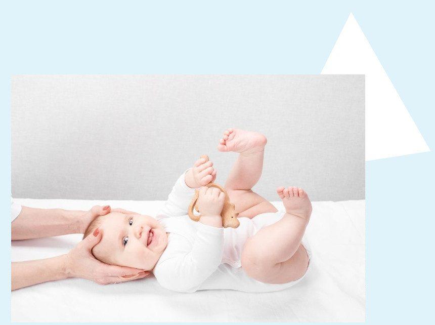 Osteopatia para bebes en Bilbao